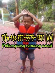 WA 085733731380 Pembuat Jaket Pelampung Renang Anak Ogan Ilir