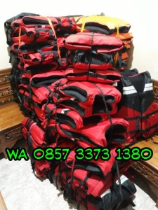 WA 085733731380 Supplier Rompi Pelampung Safety Nelayan