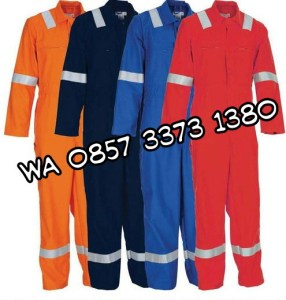 Promo Safety Wearpack Coverall Seragam | WA 085733731380