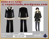 jual kostum cosplay - 08880.600.3287_DRRR_Izaya