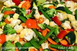 Gemengde groenten
