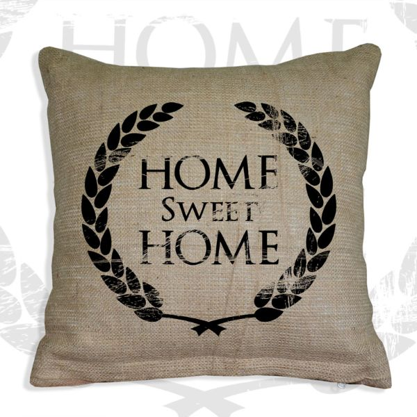 SARUNG BANTAL GONI 'HOME SWEET HOME'
