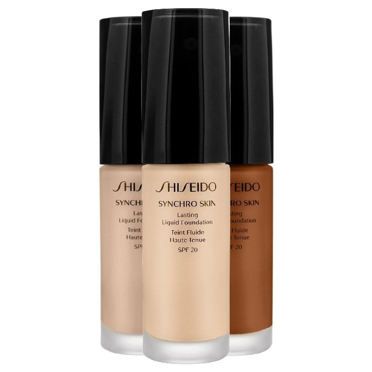 Shiseido Lasting Foundation