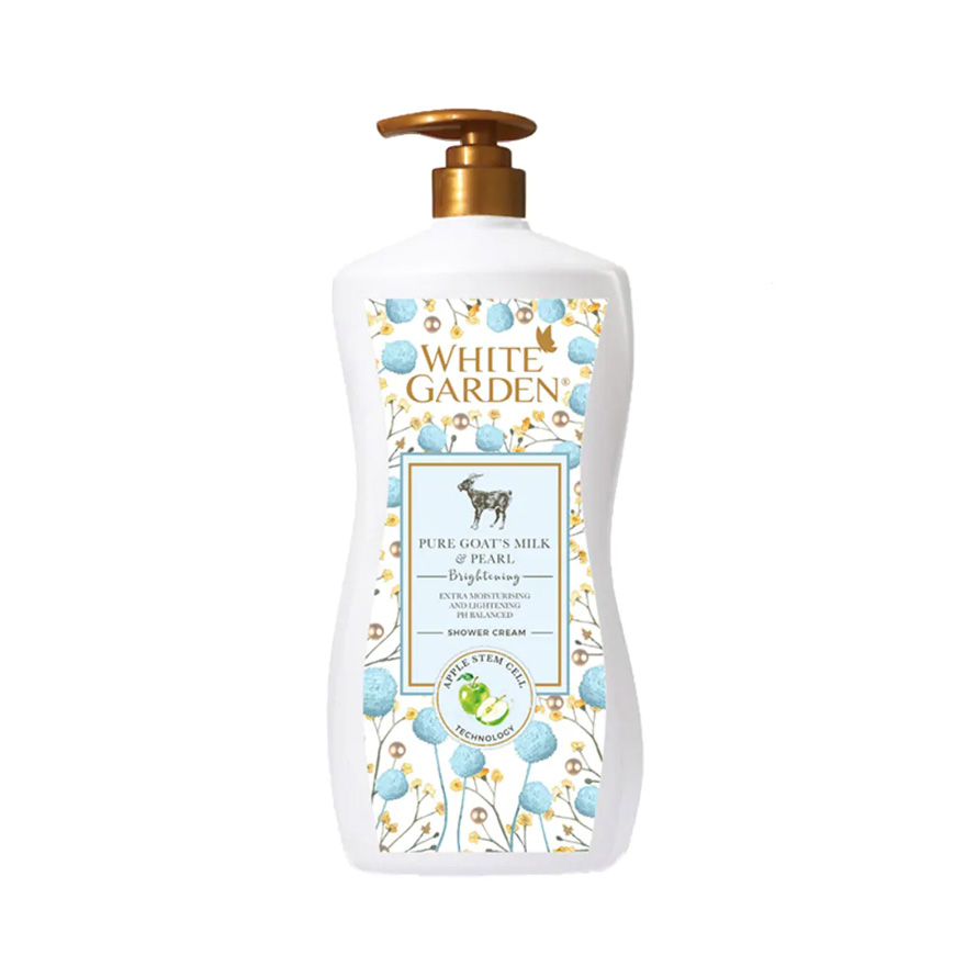 White Garden Whitening Shower Cream
