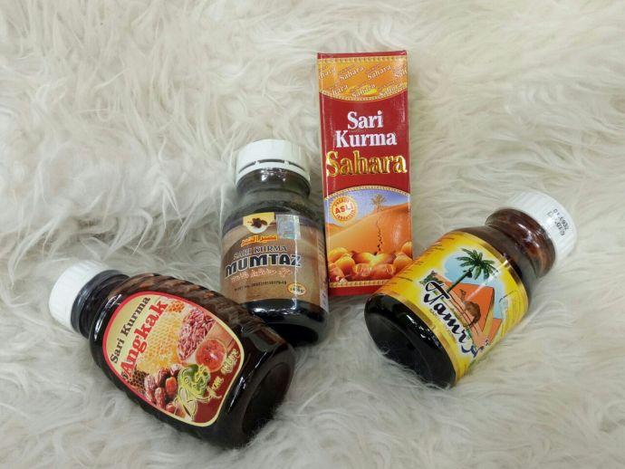 Sari Kurma Toko Herbal Semarang