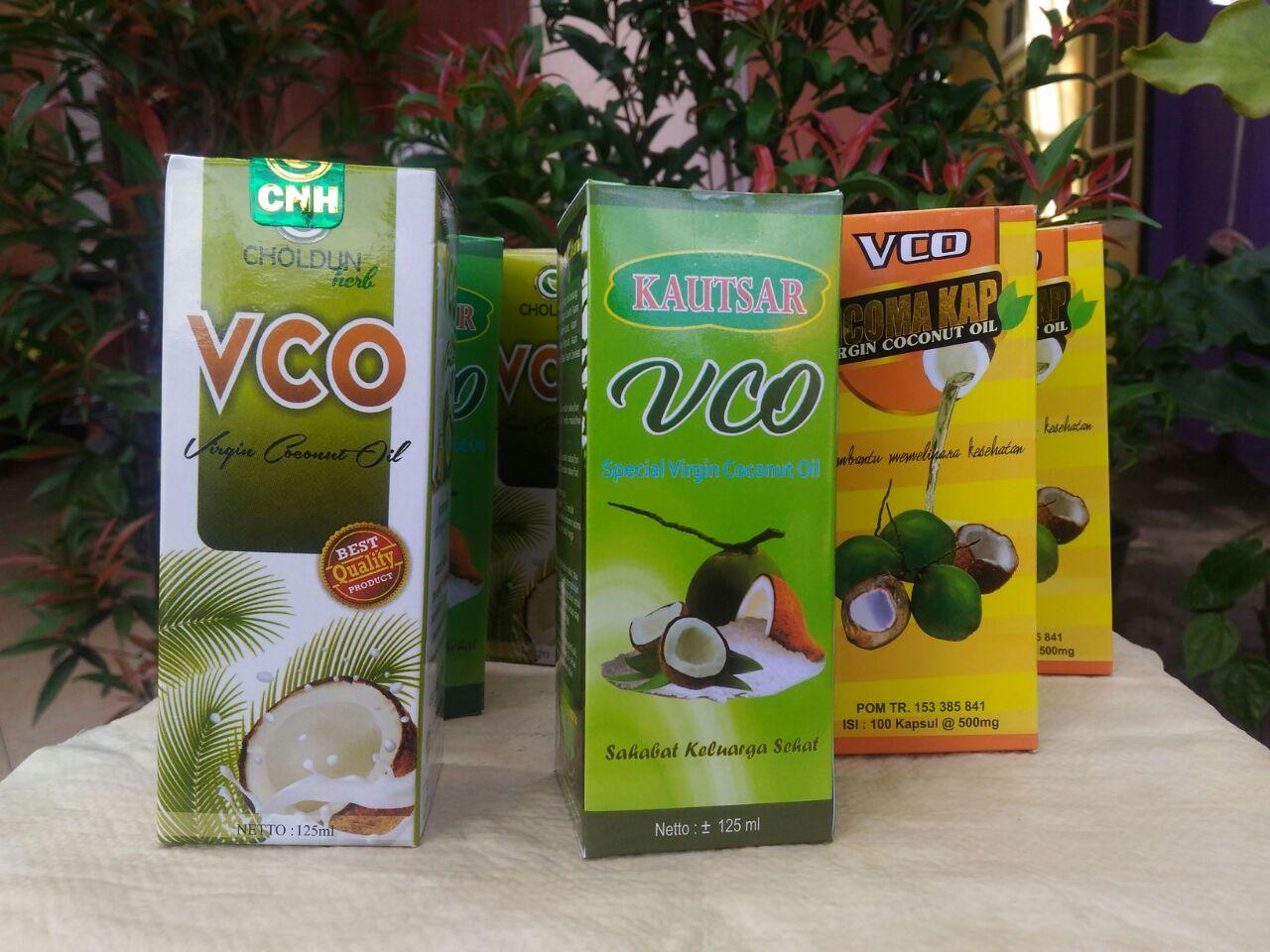 vco kelapa hijau di apotik