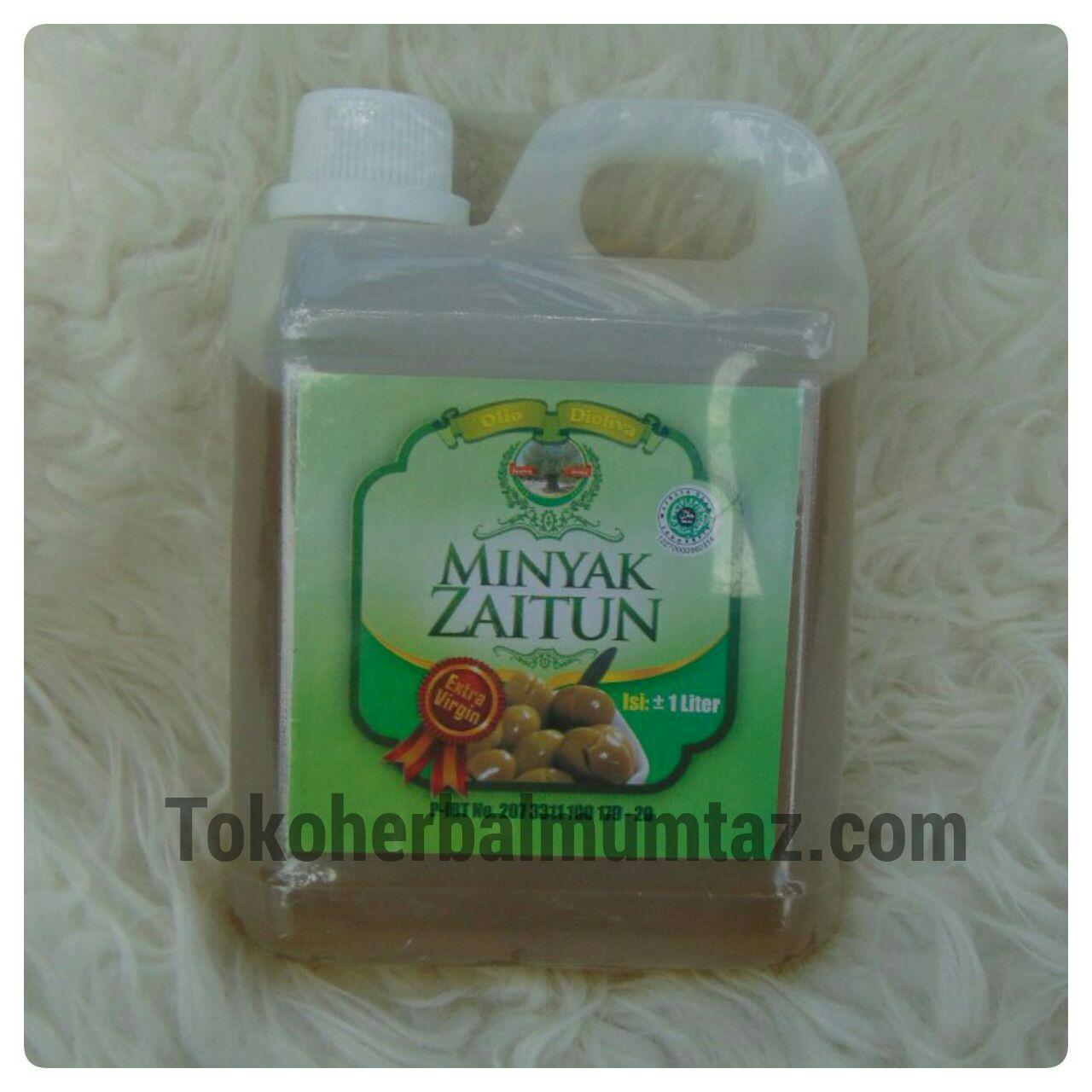 Minyak Zaitun Virgin Oil 1 Liter Toko Herbal Semarang Mumtaz 1liter