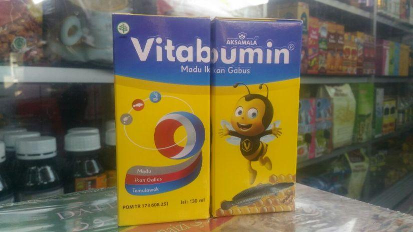 jual madu vitabumin di semarang