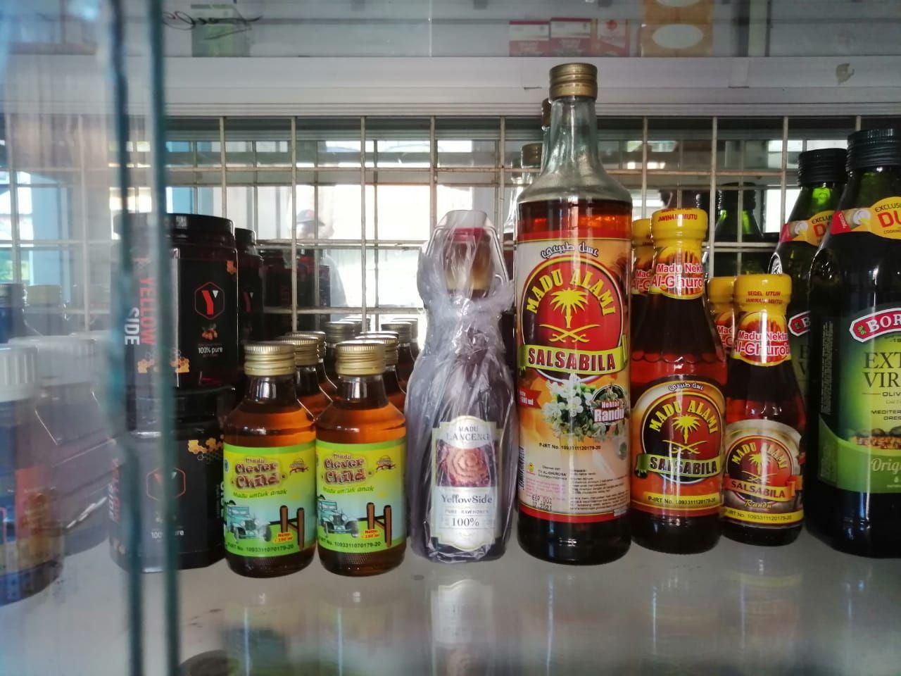 Harga madu asli di Apotik