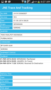 SUKRI ALWI - SORONG