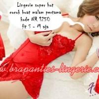 Pakaian Dalam Tersexy - NR 1250 merah