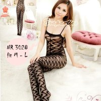 Bodystocking super sexy - NR 3028