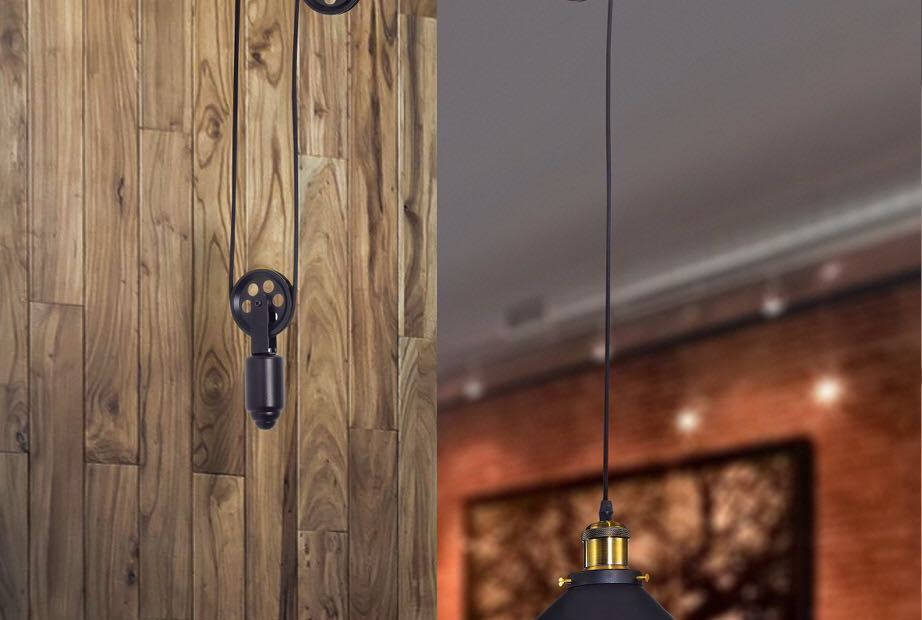 A40 LAMPU HIAS LAMPU DINDING INDUSTRIAL JOGJA L 596