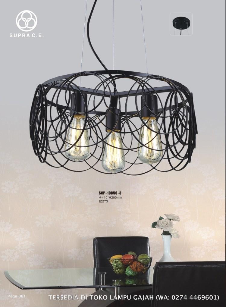 JUAL KOLEKSI LAMPU GANTUNG TOKO LAMPU GAJAH