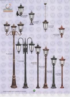 111 LAMPU PILAR DINDING ANDONG DELMAN MALIOBORO