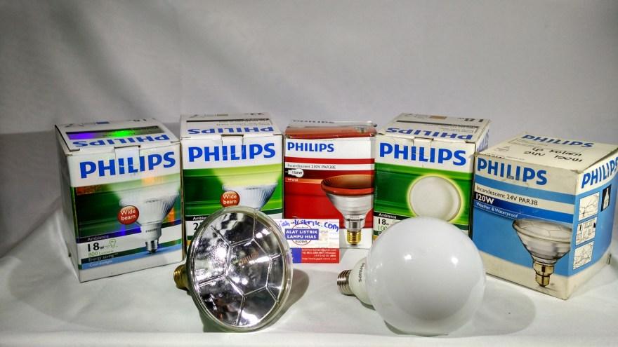 Lampu Globe Philips Toko Listrik Global