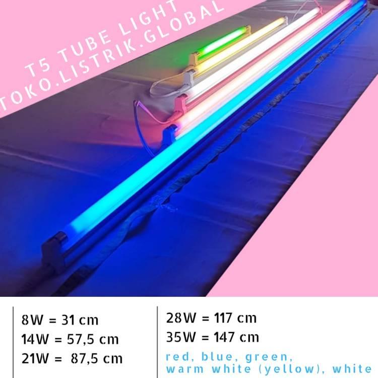 Lampu Tabung Lampu T5 Toko Listrik Global Jogja
