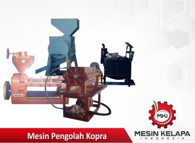 mesin pengolah kopra