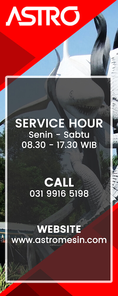 Contact Toko Mesin Astro Surabaya
