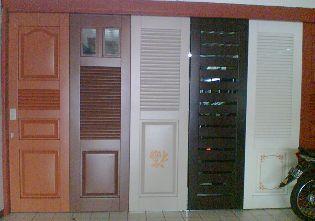 Pintu Garasi WINA 1