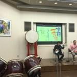 静岡県 出張演奏 インターナショナル専門学校様 200名様 芸術鑑賞会 和楽器演奏