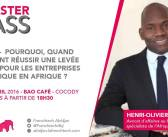 Masterclass French Tech Abidjan
