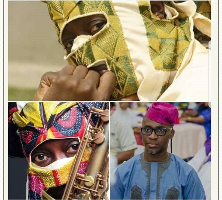 Singer Lagbaja Real Face Exposed - Here is What he Looks Like