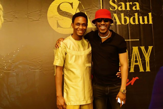 Abel Wealth and Mr. 2kay