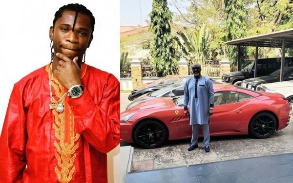 Speed Darlington slams Dino Melaye over his wealth as a senator