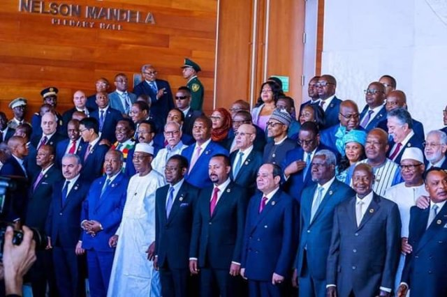 African Union Summit in Addis Ababa Photos