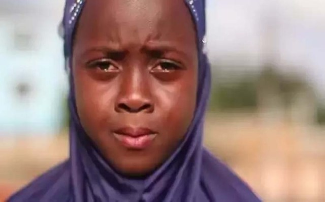 I was always raped, and if I tried to resist, they would beat me - 14yrs Old Boko Haram Victim