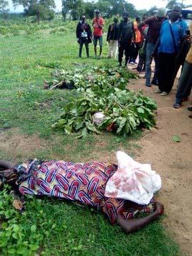 Again Suspected Fulani Herdsmen Invade Christian Community Kill Women and Children