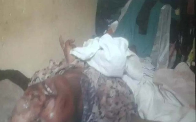 Pregnant Woman Brutally Killed by Suspected Ritualist (Graphic)