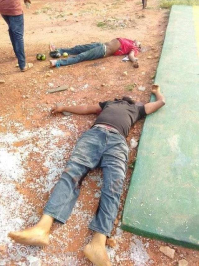 Bank Robbery Leaves Dpo and 7 Police Officers Dead