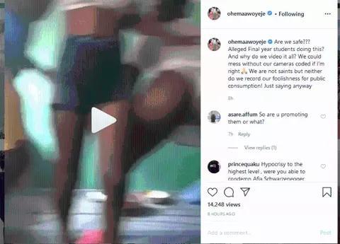 Video of SHS Girls Dancing