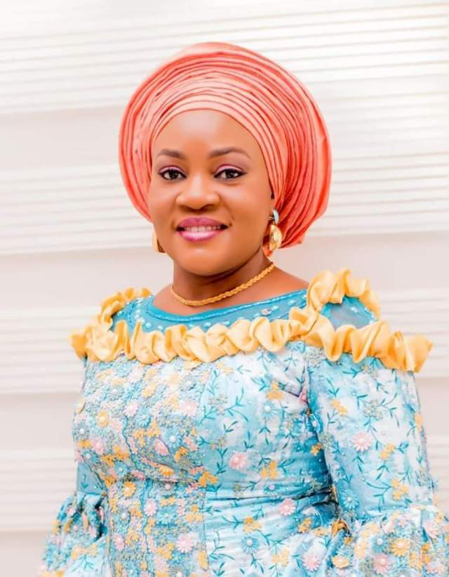 Benue State First Lady, Eunice Ortom, Son, Staff Test Positive for Coronavirus