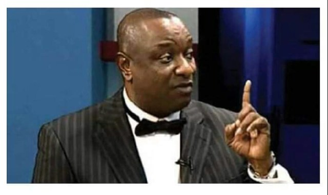 Nigerian Senators are Too Desperate to Get Me out of the Way at All Cost - Festus Keyamo