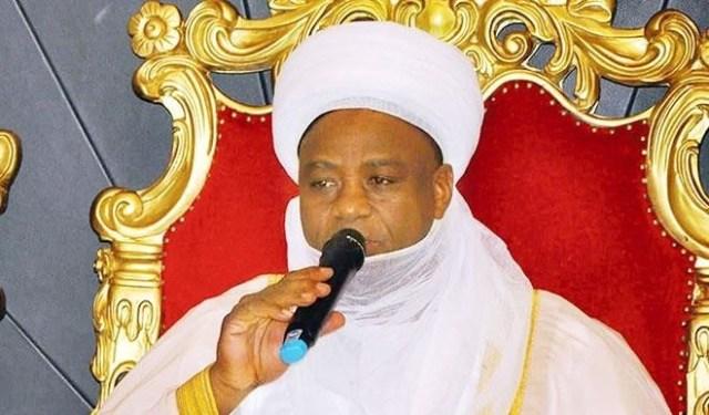Sultan Of  Sokoto Abubakar Muhammadu