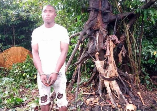 The Rivers State Police Command Have arrested Two Notorious Kidnappers