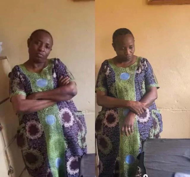 Meet End-time Deaconess Who Uses Iron to Burn Her Maid and force Her to Drink Toilet Water