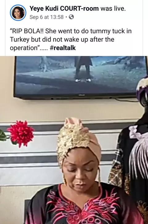 Nigerian Woman Who Travelled to Turkey for Plastic Surgery Dies