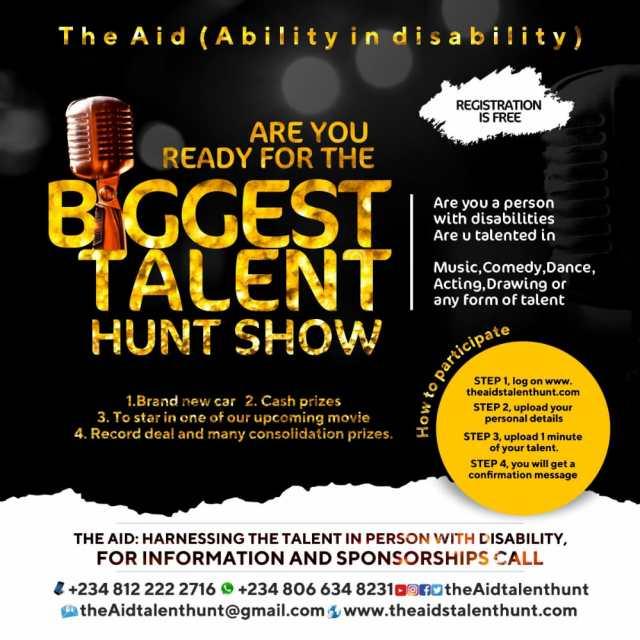 Aid Talent Hunt Show