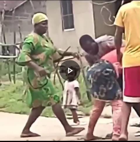 Wife Beat Up  Husband
