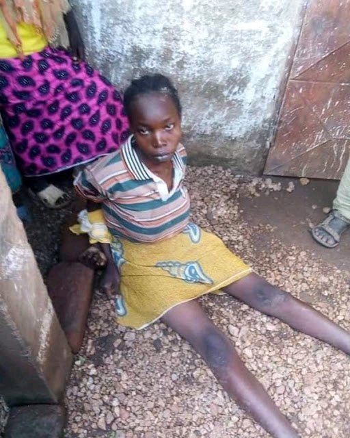 Lady Butchers Her 6-Month-Old Baby