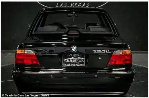 Tupac Shakur's Car
