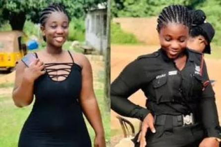 Ghanaian Female Officer
