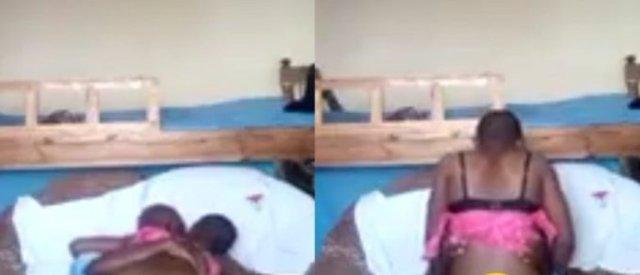 Atopa Video of Teacher Chopping