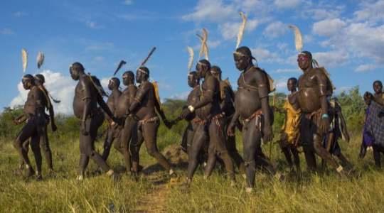 Bodi People Of Ethiopia