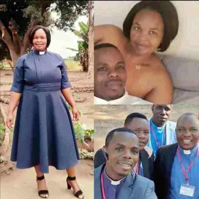 Older Female Pastor