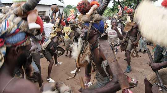 Batammariba Tribe